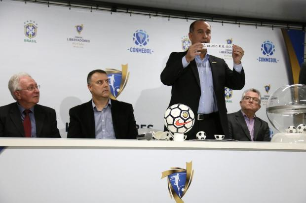 ACBF enfrentará chilenos, argentinos e bolivianos na primeira fase da Libertadores Ulisses Castro/ACBF,Divulgação