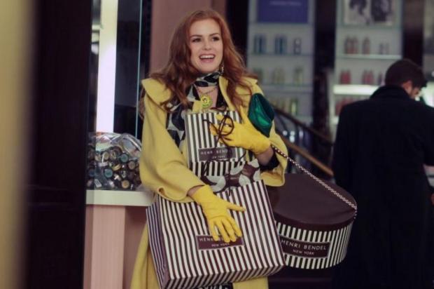 """Agenda: """"Os Delírios de Consumo de Becky Bloom"""" será exibido no Matinê às 3 desta quinta, em Caxias divulgação/divulgação"""
