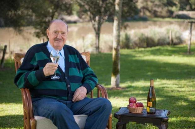 Seu Raul, o empresário do ano Guilherme Jordani/divulgação
