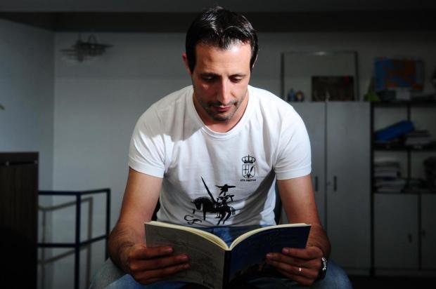 """Adaptação de """"Dom Quixote"""" será lançada neste sábado, em Caxias Diogo Sallaberry/Agencia RBS"""
