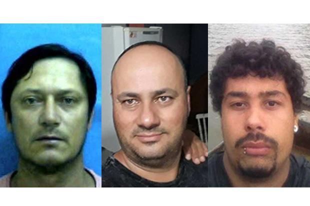 Polícia e bombeiros retomarão, nesta segunda-feira, buscas a desaparecidos em Vacaria Arte / Agência RBS/Agência RBS
