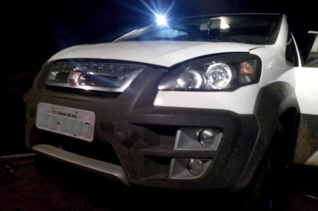 BM prende procurado com carro roubado em Canela Brigada Militar/Divulgação