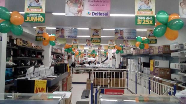 Deltasul inaugura sua quarta loja em Caxias do Sul zenoar fraga, divulgação/