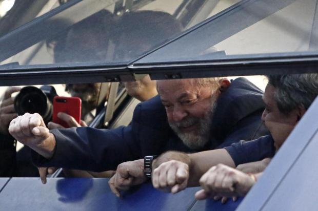Caxias do Sul terá ato contra prisão de Lula neste sábado Miguel Schincariol/AFP
