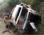 Motorista morto em acidente em Flores da Cunha será sepultado em Vacaria Bombeiros Voluntários de Antônio Prado / Divulgação/Divulgação