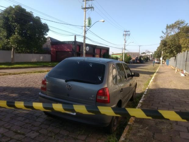 Polícia investiga se jovem morta em frente a casa noturna de Bento Gonçalves era alvo dos disparos Kevin Sganzerla/Notícias de Bento / Divulgação/Divulgação