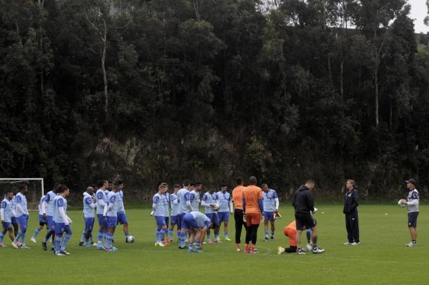 Caxias inicia semana em busca de dois atacantes para fechar o grupo de jogadores Marcelo Casagrande/Agencia RBS