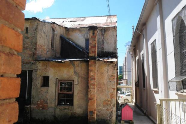Proprietários enfrentam dificuldades para reformar prédios históricos em Caxias do Sul Roni Rigon/Agencia RBS