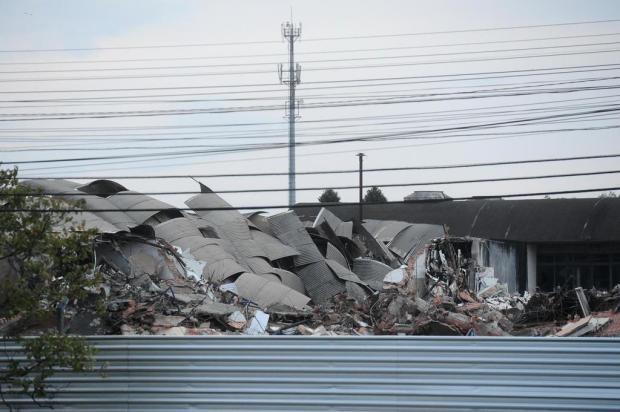 Para estrutura da Cesa, em Caxias, tentativa de preservação chegou tarde demais Diogo Sallaberry/Agencia RBS