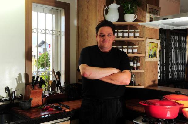 3por4: Chef Rodrigo Werner participa de encontro na Linguiçaria Premium, em Caxias Porthus Junior/Agencia RBS