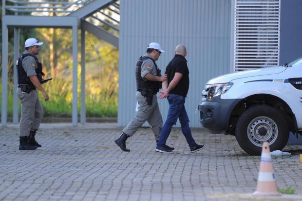 Polícia Civil diz que está encaminhando presos de Caxias do Sul para outros presídios Felipe Nyland/Agencia RBS