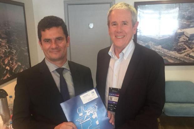 CIC convida juiz Sergio Moro para palestrar em Caxias Arquivo Pessoal/Divulgação