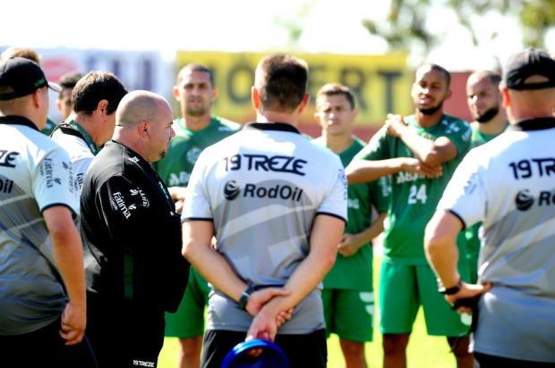 Por construção de uma nova história, Juventude estreia contra o Figueirense Diogo Sallaberry/Agencia RBS