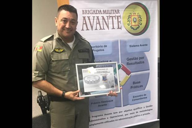12º BPM ganha prêmio por conseguir reduzir crimes em Caxias do Sul Brigada Militar / divulgação/divulgação