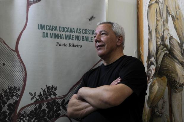 Novo romance de Paulo Ribeiro terá sessão de autógrafos em Caxias do Sul Marcelo Casagrande/Agencia RBS