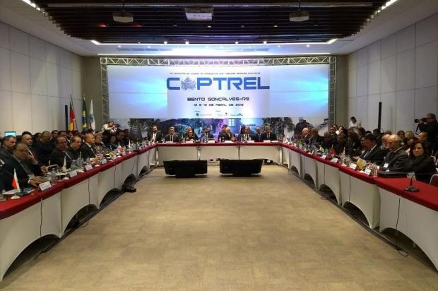 TREs do país estão reunidos em Bento Gonçalves Josué Betim/RBS TV
