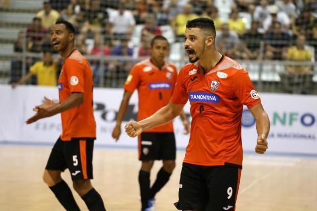 ACBF recebe o Marreco no primeiro duelo em casa pela Liga Nacional de Futsal Ulisses Castro/ACBF,Divulgação