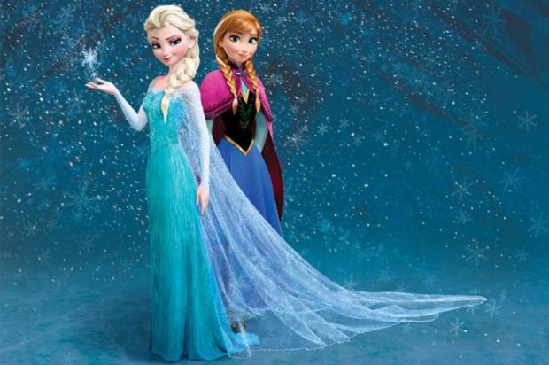 """3por4: Princesas Elsa e Anna, de """"Frozen"""", estarão em Caxias para receber fãs Disney/Divulgação"""