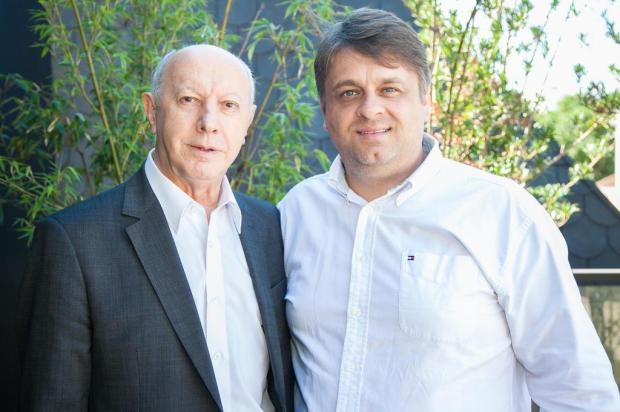 Eliseo Marin e Saulo Zanotto firmam parceria na gastronomia caxiense Cristiano de Oliveira/divulgação