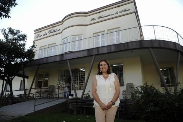Presidente do Lar da Velhice São Francisco se despede após três décadas de atuação Marcelo Casagrande/Agencia RBS