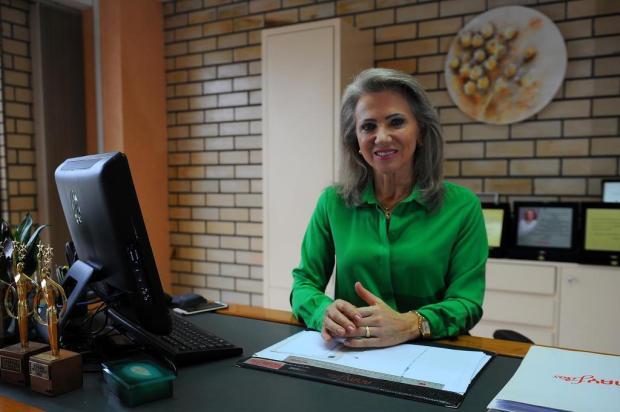 Nova presidente do Lar da Velhice tem desafio de qualificar gestão e manter humanidade Felipe Nyland/Agencia RBS