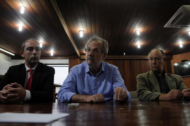 """""""Objetivo atingido"""", diz Pepe Vargas sobre adoção do nome Lula Marcelo Casagrande/Agencia RBS"""