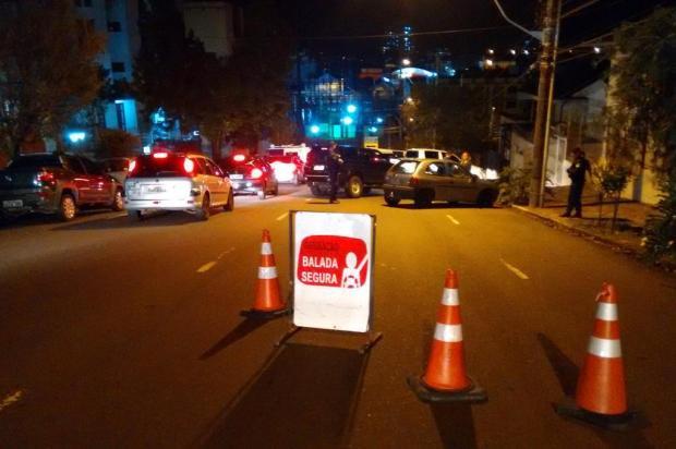 Fiscalização flagra 42 condutores bêbados em Caxias Fiscalização de Trânsito/Divulgação