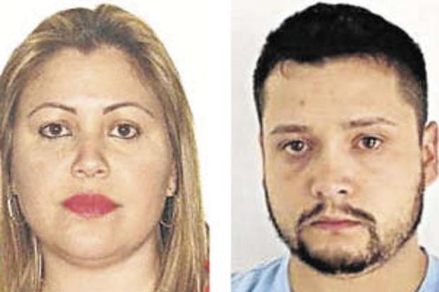 Casal é suspeito de aplicar golpes do bilhete premiado em Caxias Reprodução/Divulgação