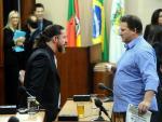 Sessão de julgamento do processo de impeachment de Daniel Guerra