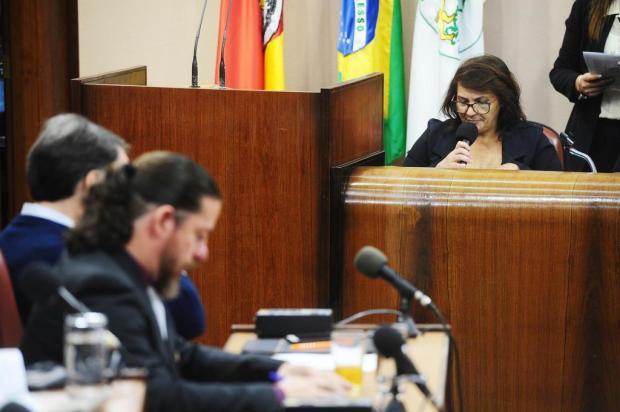 Leitura da denúncia contra prefeito de Caxias do Sul levou toda a manhã Diogo Sallaberry/Agencia RBS