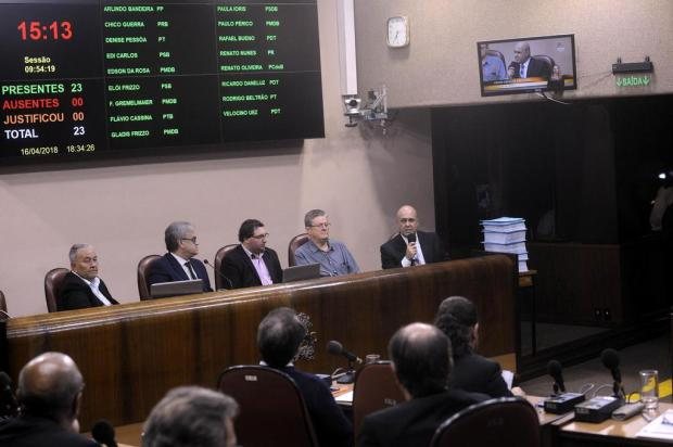 Parecer pelo arquivamento do impeachment do prefeito de Caxias deve ser aprovado Marcelo Casagrande/Agencia RBS
