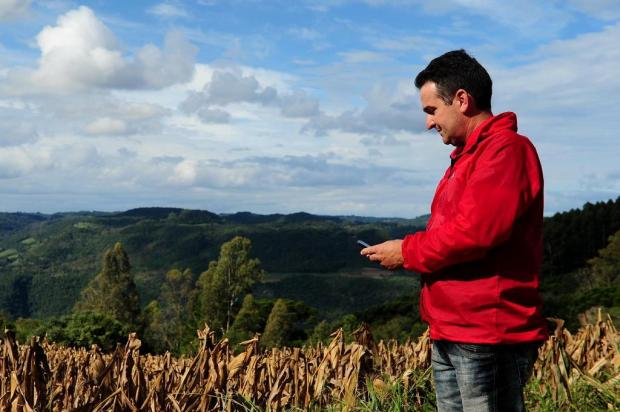Problemas na telefonia e falta de policiamento expõem moradores de áreas rurais de Caxias Diogo Sallaberry/Agencia RBS