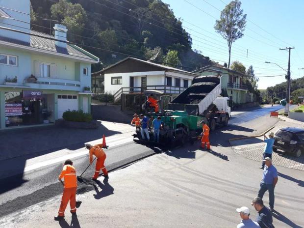 VRS-814 entre Flores da Cunha e Nova Pádua recebe investimento de R$ 2,4 milhões em obras Pedro Fernando W. Quintanilha / divulgação/divulgação