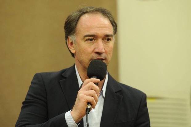 """Líder do Governo na Câmara de Vereadores de Caxias sobre não se manifestar: """"Vou encher linguiça?"""" Diogo Sallaberry/Agencia RBS"""