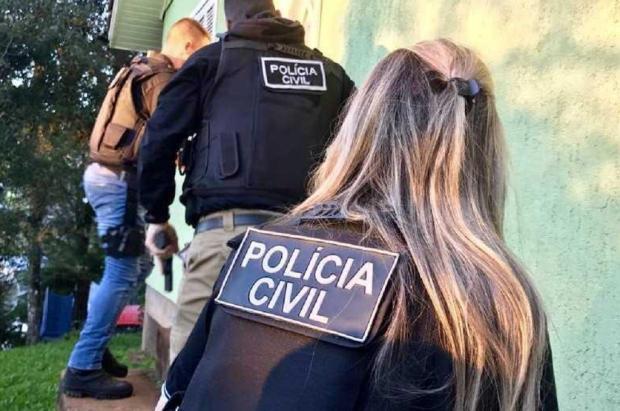 Polícia Civil faz operação contra traficantes que lavavam dinheiro com lojas de fachada em Gramado Policia Civil / Divulgação/Divulgação