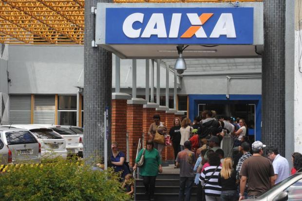 Agências da Caixa abrem duas horas mais cedo na Serra até sexta-feira Roni Rigon/Agencia RBS