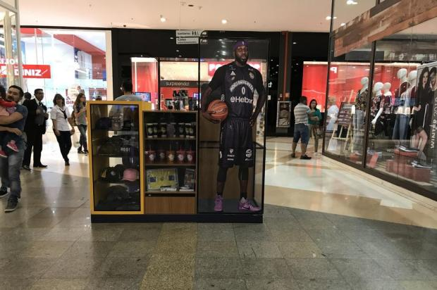 Diário de Mogi: a expectativa para o terceiro duelo e a marca do time mogiano no shopping da cidade Cristiano Daros/Agência RBS