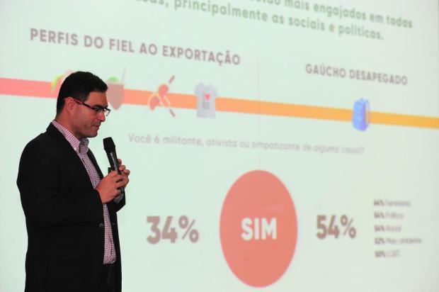 Pesquisa mostra quem são os gaúchos da Serra Porthus Junior/Agencia RBS