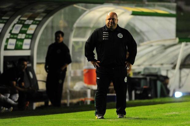 """""""Sentimento de frustração"""", diz Julinho Camargo, sobre empate do Juventude Porthus Junior/Agencia RBS"""