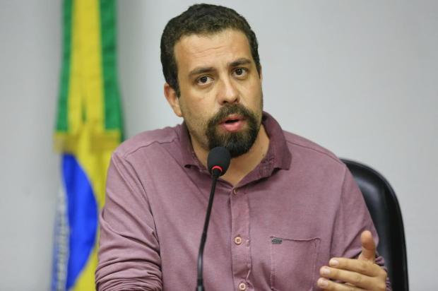 """""""Rico tem de pagar imposto"""", diz Guilherme Boulos, pré-candidato do PSOL à Presidência da República Mateus Bruxel/Agencia RBS"""