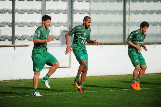 Juventude aproveita semana para recuperar jogadores Porthus Junior/Agencia RBS