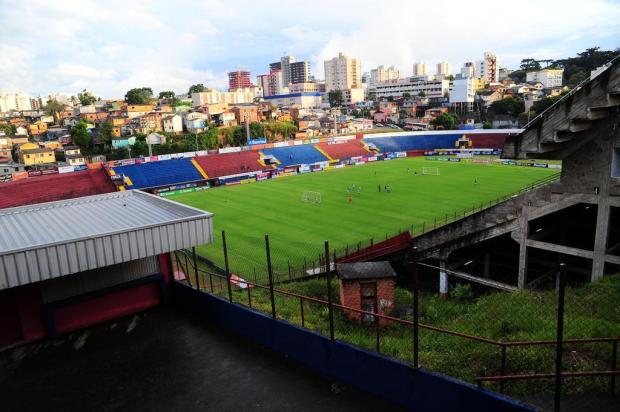 Caxias realiza promoções de ingressos para jogos em casa na Série D Porthus Junior/Agencia RBS