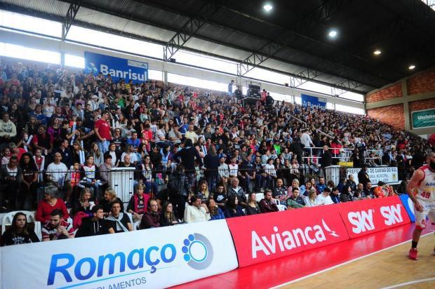 Intervalo: A importância do crescimento do Caxias Basquete para o esporte de alto rendimento na Serra Gaúcha Porthus Junior/Agencia RBS