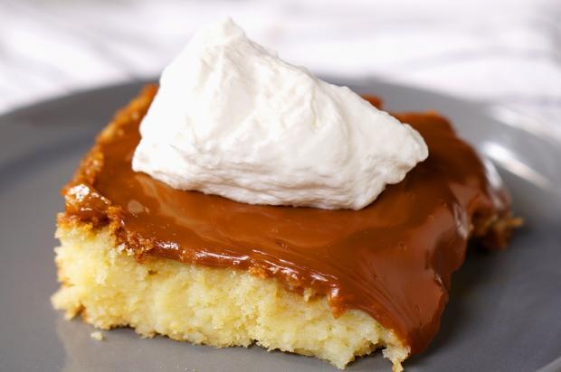 Na cozinha: sirva bolo gelado de leite condensado Tastemade / Divulgação/Divulgação