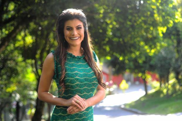 Conheça Marina Heinen, candidata a rainha da Festa da Uva Felipe Nyland/Agencia RBS