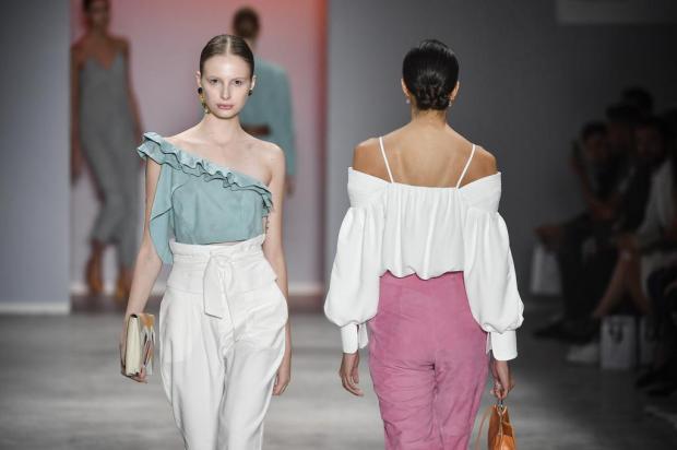 Confira as tendências fashionque povoaram as passarelasda maior semana demoda da América Latina Marcelo Soubhia/Divulgação/Agencia Fotosite