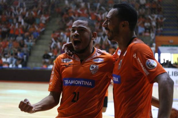ACBF aplica outra goleada e está na final do torneio continental Ulisses Castro / ACBF/Divulgação/ACBF/Divulgação