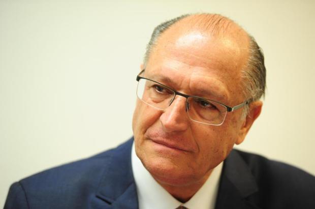 Ministério Público apresenta ação contra Alckmin por caixa 2 Salmo Duarte/A Notícia
