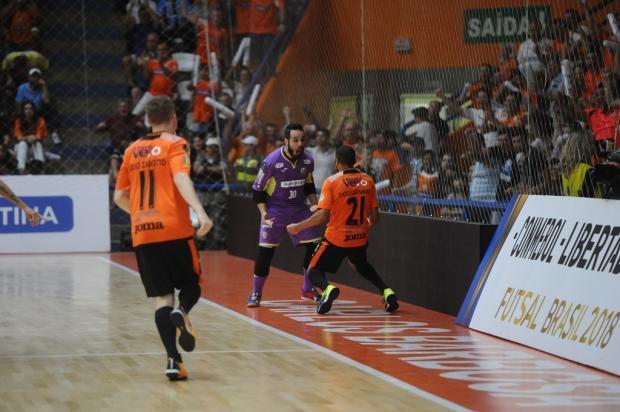 ACBF conquista o pentacampeonato do torneio Lucas Amorelli / Agência RBS/Agência RBS