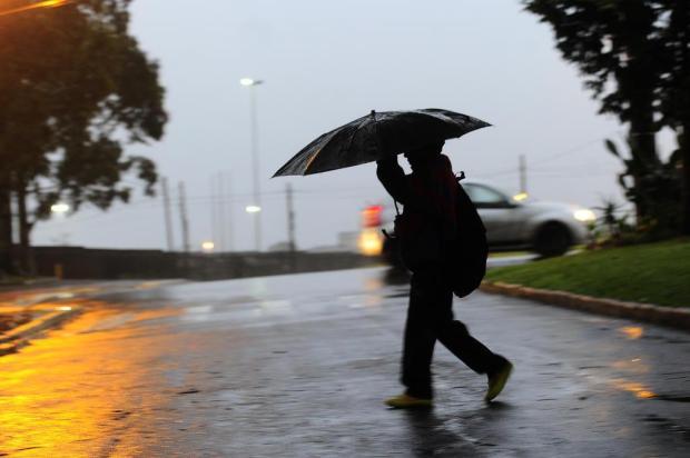 Chuva deve voltar a aparecer nesta segunda-feira em Caxias Porthus Junior/Agencia RBS